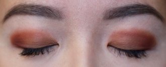 Crease & Outer Corner - Red Ochre