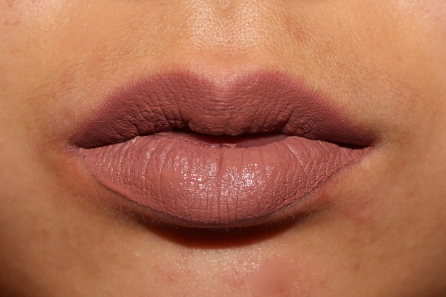 Colourpop Ultra Matte Lip in 'Time Square'