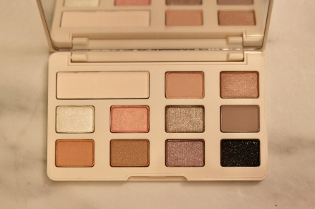 Inside of palette