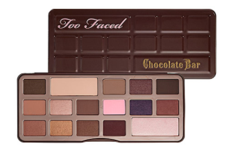 Too Faced Chocolate Bar Palette, $59 CAD