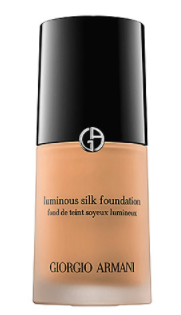 Giogio Armani Luminous Silk Foundation, $68 CAD