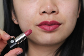 Marc Jacobs Beauty Le Marc Lip Crème Lipstick in '216 Kiss Kiss Bang Bang'