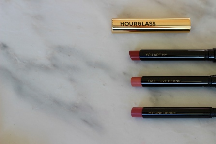 Hourglass Refillable Lipstick in My One Desire, True Love Means, You Are My